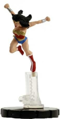 HeroClix: Wonder Woman # 32 (Experienced) - Icons