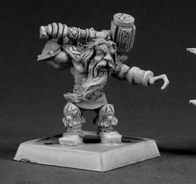 Dwarves: Hagard the Maimed