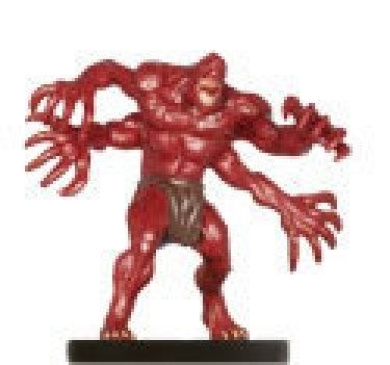 D & D Minis: Blood Fiend # 4 - Lords of Madness