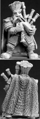 Dwarves: Dwarf Musician