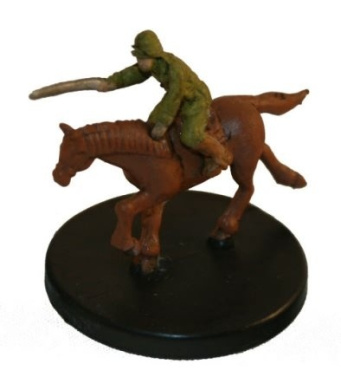 Axis and Allies Miniatures: Greek Cavalry # 11 - Early War 1939-1941
