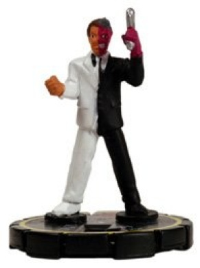HeroClix: Harvey Dent # 210 (Limited Edition) - Unleashed