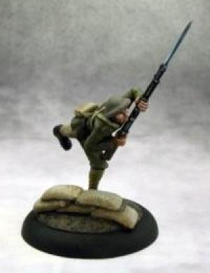 World War I Doughboy Chronoscope Miniature