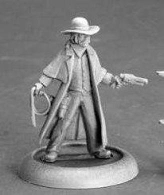 Chronoscope: Sherm Whitlock, Cowboy Miniature