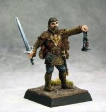 Styrian Kindler Pathfinder Miniature