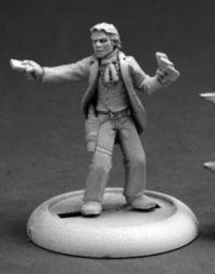 Huckster Miniature