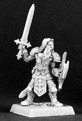 Reaper Warlord: Sir Theo, Justicar