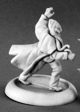 Professor Kraken Chronoscope Series Miniatures