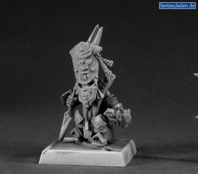 Bloodstone Gnome Bodyguard Reaper Minatures Warlord
