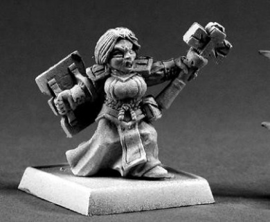 Female Dwarf Valkyrie
