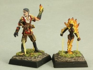 Anzen Contar, Mystic GTM DYOM Dark Heaven Legends Miniature