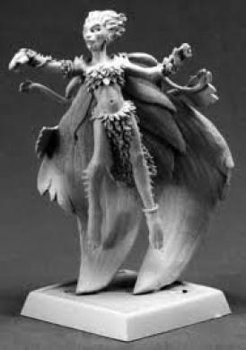 RPR60067 Nyrissa - Dryad Queen by Reaper Minatures