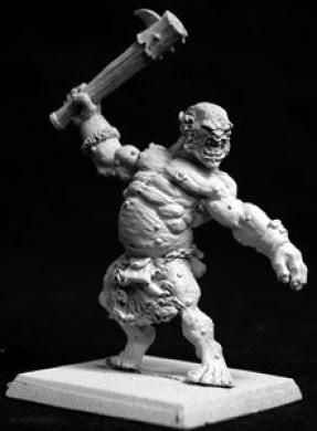 Braug The Ogre (OOP)