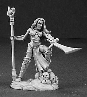 Dark Heaven Legends: Carinth Dark Elf Sorceress