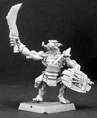 Reven: Bull Orc Warrior