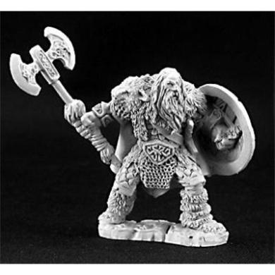 Olaf, Viking Chieftain