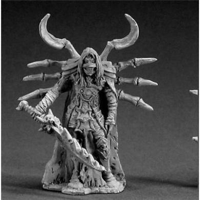 Al Rach Hazzed Barrow Warden Minature Figures Dark Heaven Legends by Reaper Miniatures