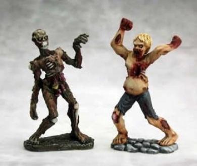Zombies (2) Miniature