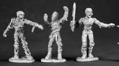 Mummies Dark Heaven Legends Series