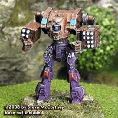 BattleTech Miniatures: Koshi Omni Mech