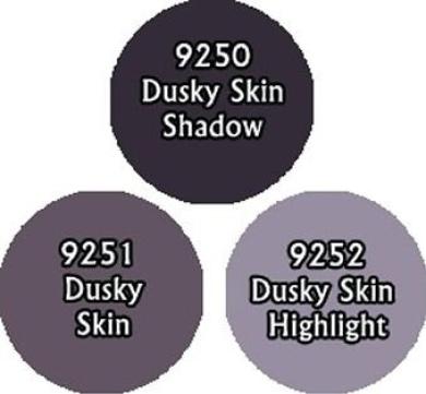 Dusky Skin Triad