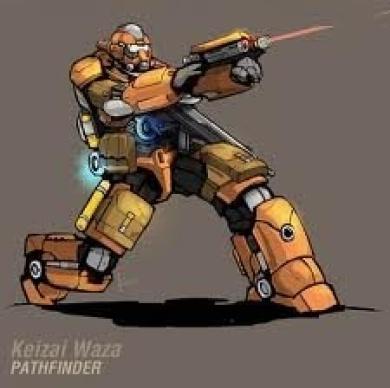 Pathfinder - Keizai Waza - MERCS