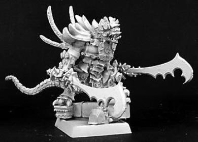 Warlord Nai Khanon Reptus Champion RPR 14235