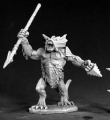 Slithe Champion Dark Heaven Legends Minature Figures by Reaper Miniatures