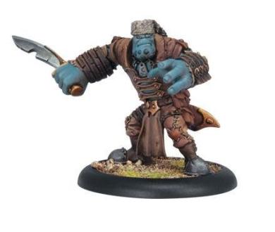 Hordes Trollbloods: Trollkin Skinner
