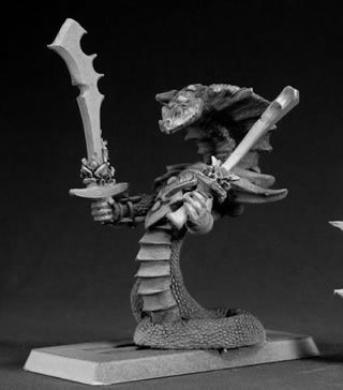 Reptus: Tasanee, Venomspitter Hero