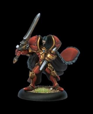 Warmachine: Khador - Vladimir, the Dark Prince of Umbrey (Variant)