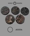 Secret Weapon- Scenic Bases