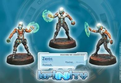 Infinity: Nomads - Zeros (Hacker)