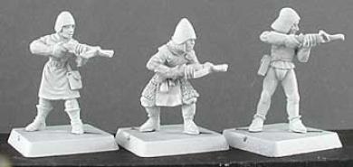 Mercenary Crossbowmen (3) (Discontinued)