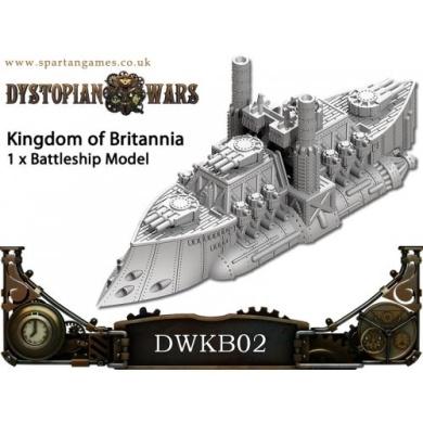 Ruler Class Battleship (1)