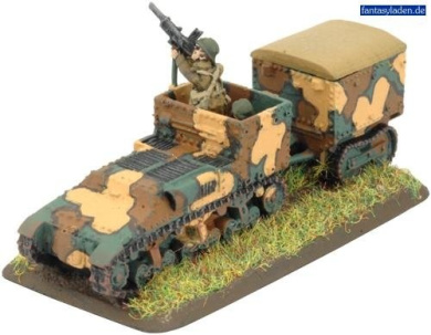 French: Lorraine 38L Armoured Carrier