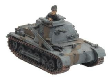Flames of War - German: Panzerbefehlswagon (x2)