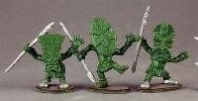 Evil Shrine and Pygmy Savages Dark Heaven Legends Series