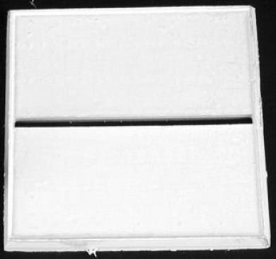 Battle Bases - 5.1cm Square, Horizontal Slot (2)