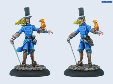 Wolsung Miniatures: Lord James Fouley (1)