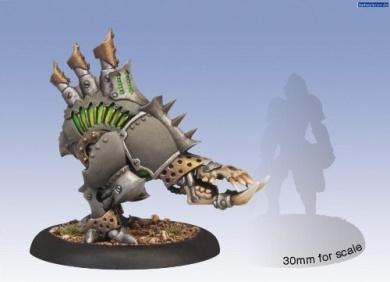 Warmachine: Cryx Deathripper Bonejacks (Plastic) (2 figures)