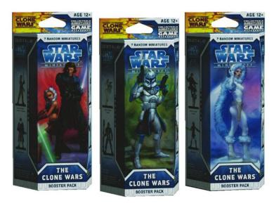 Clone Wars Booster