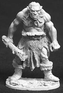 Garnuk the Ogre (OOP)
