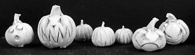 Jack O' Lanterns & Pumpkins