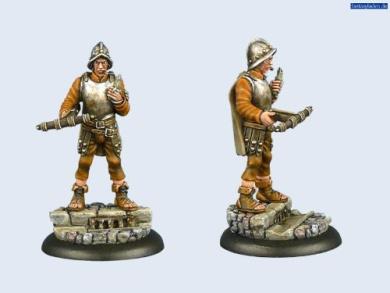 28mm Discworld Miniatures: Samuel Vimes
