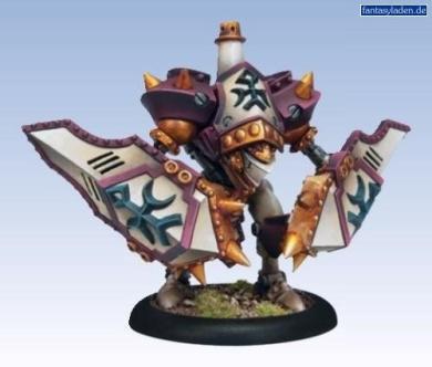 Warmachine: Protectorate of Menoth Vigilant Light Warjack (1 figure)