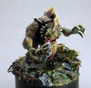 Kurguz the Troll Lord Miniature