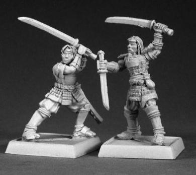Mercenaries: Samurai Warriors