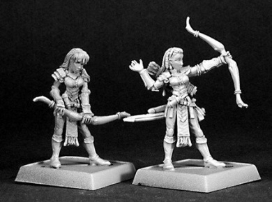 Sisters of the Blade Bowsisters