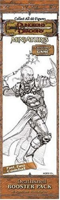 Dungeons and Dragons Miniatures Deathkell